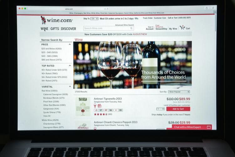 Comment choisir et acheter du vin en ligne ?
