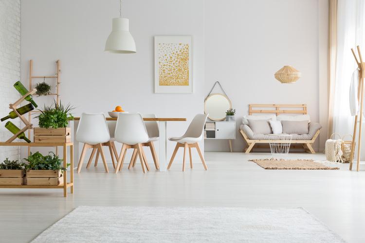 Créer une ambiance cosy grâce au style scandinave