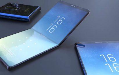 Nouveauté : Smartphone pliable