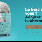 Focus sur une entreprise qui avance dans le monde des conteneurs isothermes