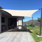 Le voile d'ombrage : un élément de protection contre le soleil